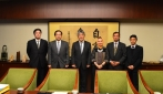 Rektor UGM Hadiri Simposium ICL di Kyoto University