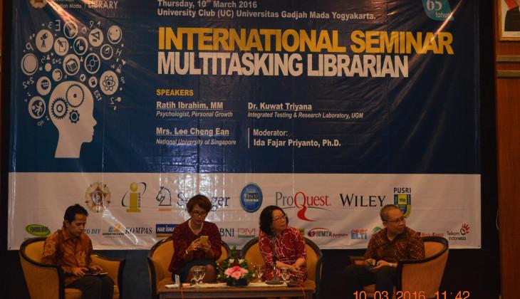 Budaya Kolaboratif, Kunci Membangun Perpustakaan