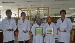Mahasiswa UGM Kembangkan Plastik Dari Biji Durian