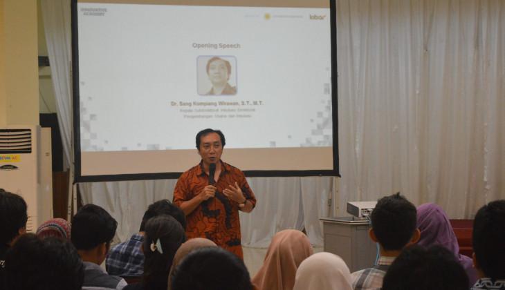 UGM Persiapkan Mahasiswa Bangun Startup Melalui Innovative Academy