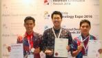 Kembangkan Biogasoline Minyak Jelantah, Mahasiswa UGM Borong 4 Penghargaan Internasional