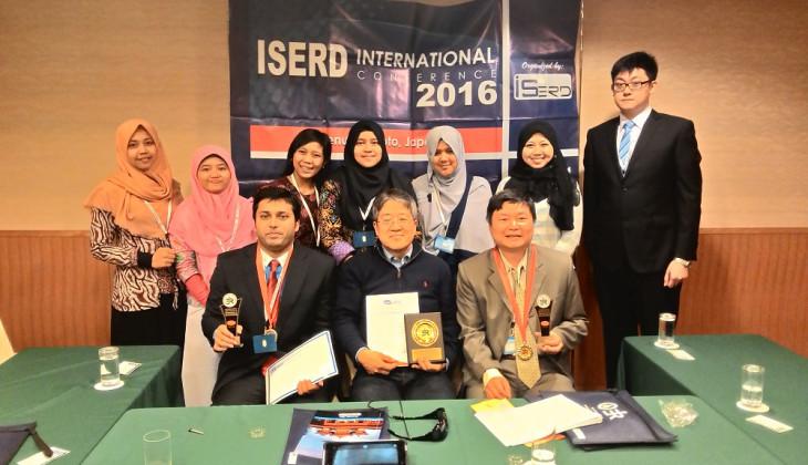 Mahasiswa Kebidanan UGM Ikuti ICMHS di Jepang