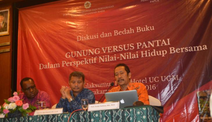 Wempi: Terus Membangun Semangat Papua yang Satu