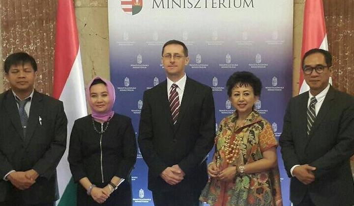 UGM Perkuat Kerja Sama dengan Universitas di Hongaria