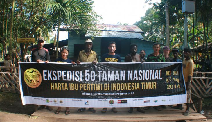 Mapala Silvagama Beberkan Hasil Ekspedisi Taman Nasional
