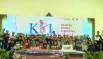 Tim Robotika UGM Borong Juara KRI Regional III