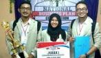Usung Aplikasi DLS, Tim UGM Juara Kompetisi Bisnis Nasional