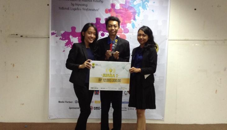 Tim UGM Raih Gelar Juara dalam Ajang IDEA 2016
