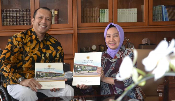 UGM dan GE Indonesia Kerja Sama Riset Inovatif