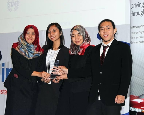 Mahasiswa UGM Juara 2 Kompetisi RSM STAR Case di Belanda