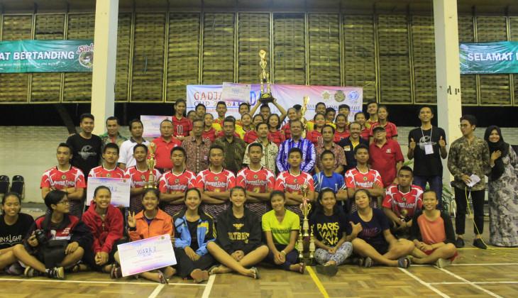 Kompetisi Gadjah Mada Cup 2016 Berakhir, SMAN 1 Pundong dan SMAN 1 Tuntang Raih Gelar Juara