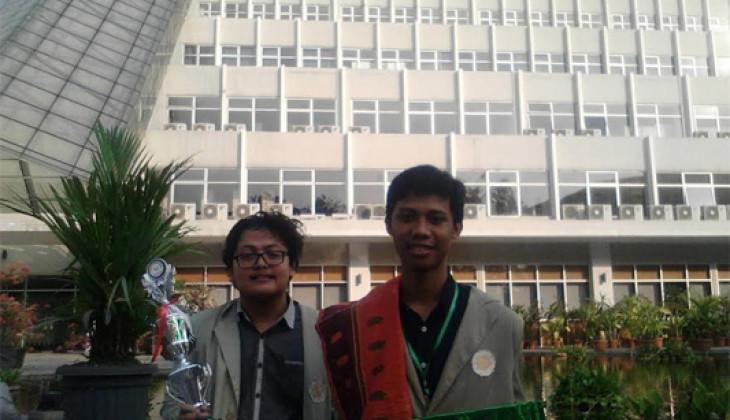 Mahasiswa Pertanian Menang Lomba Karya Tulis Nasional