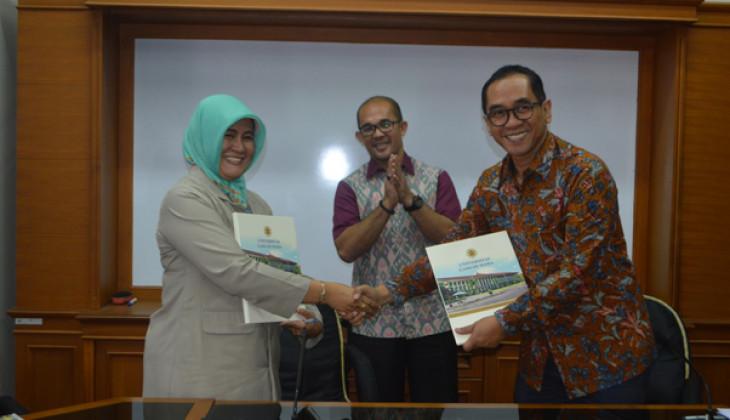 UGM-BNPB Pasang EWS di 14 Daerah Rawan Longsor
