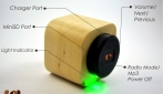 Mahasiswa UGM Kembangkan Produk Bluetooth Speaker Berbahan Kayu, WOOBS