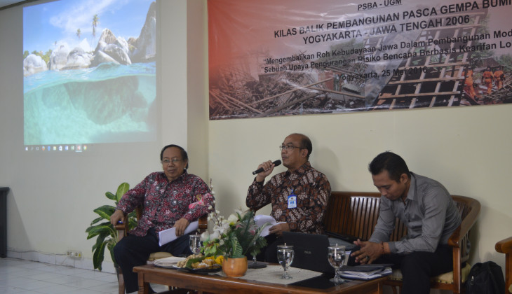 Mengembalikan Roh Kebudayaan Jawa dalam Pembangunan Modern