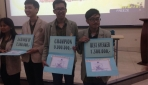 English Debating Society UGM Boyong Juara
