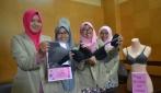 Mahasiswa UGM Buat Bra untuk Penderita Kanker Penyudara
