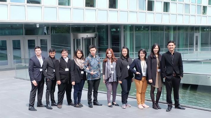 Mahasiswa UGM Raih Penghargaan The Best Prosecutor Kompetisi Peradilan Semu di Belanda