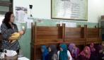 Mahasiswa UGM Sosialisasikan 1000 HPK dengan Kalender Pintar Bayi Sehat