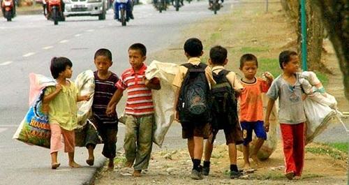 Kondisi Pekerja Anak Masih Memprihatinkan (foto: beritakotaonline.com)