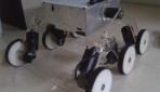 Amro Monseter, Robot Pemantau Kebakaran Hutan Buatan Mahasiswa UGM.