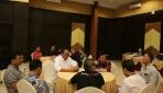 Suasana Silaturahmi dan Buka Bersama UGM dengan Wartawan