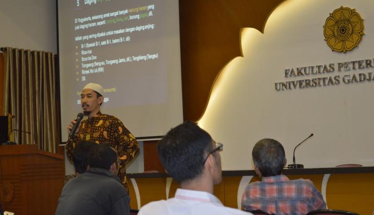 Workshop Pangan Halal dan Thoyyib
