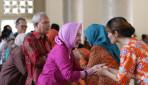 Halal bi Halal Mengawali Hari Pertama Kerja di UGM