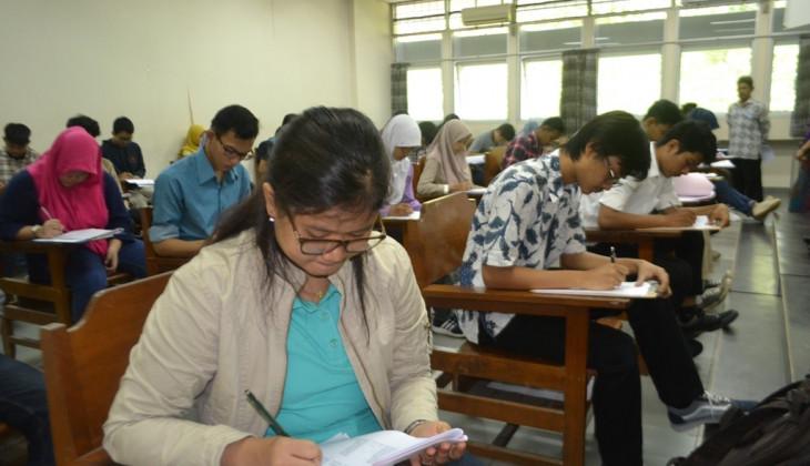 6.070 Peserta Mengikuti Ujian Tulis Gelombang II SV UGM