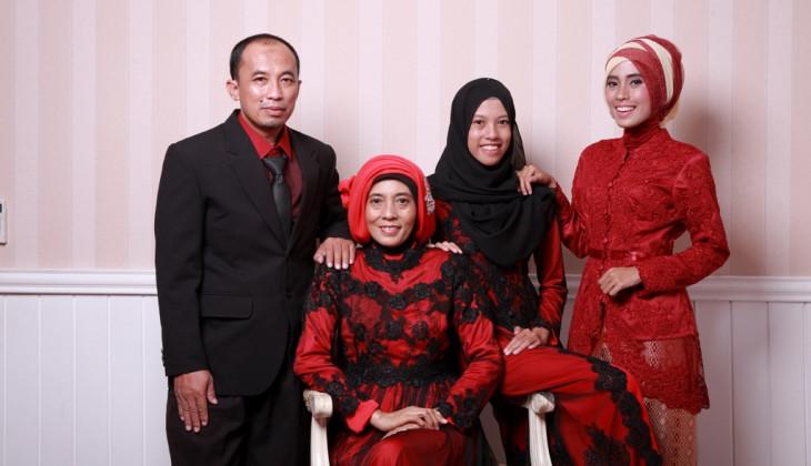 Satu Keluarga Berhasil Masuk Kuliah UGM