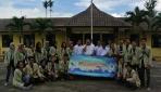 Mahasiswa UGM Lakukan Pengabdian di Pulau Bangka
