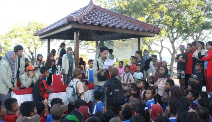 Mahasiswa UGM Gelar Peringatan Hari Anak Nasional di Sulawesi Selatan