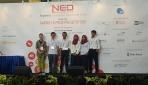 Mahasiswa UGM Kembangkan Lampu Berbahan Energi dari Logam Bekas