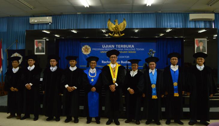 Dosen Fakultas Teknik UGM Meneliti Kehandalan PLTP di Indonesia