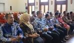 Rektor UGM Melantik Pejabat Struktural Baru di Lingkungan Universitas