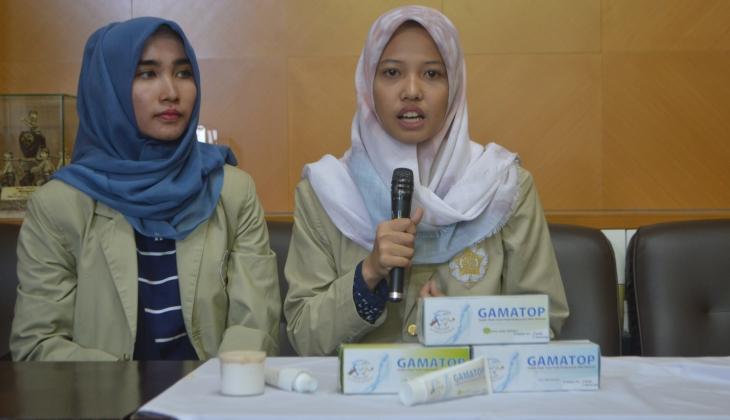 GAMATOP, Pasta Gigi Herbal Inovasi Mahasiswa UGM