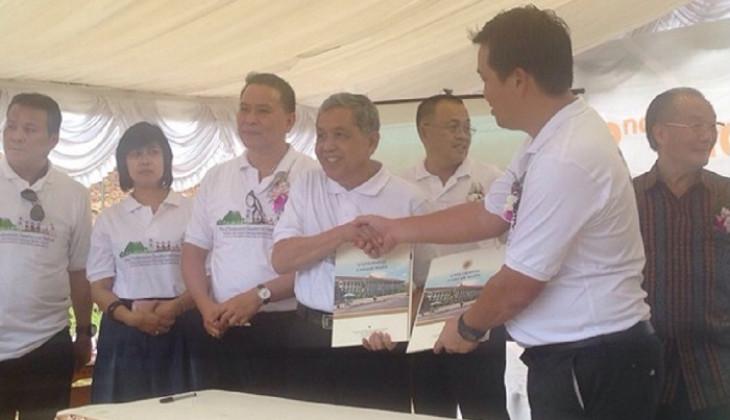 Tim UGM-NZAID Mengembangkan Potensi Panas Bumi di Sulawesi Utara