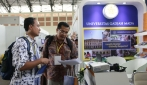 Produk Mahasiswa UGM Menyita Perhatian Pengunjung PIMNAS Investment Summit