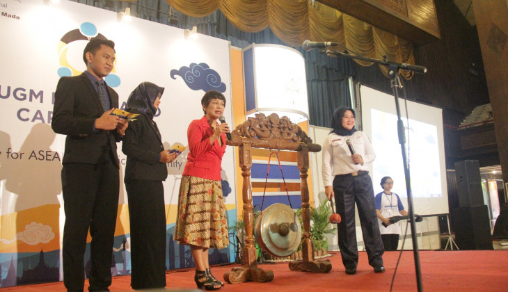 UGM Menggelar Integrated Career Days 2016