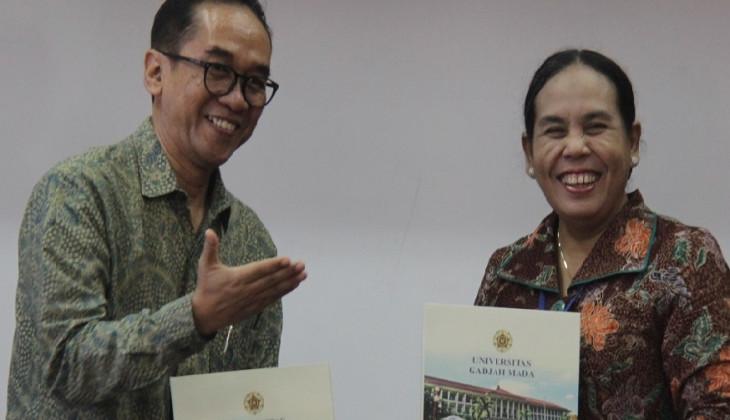 UGM dan BPPK Kementerian Keuangan Jalin Kerja Sama