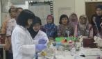 Puluhan Guru Biologi SMA se-Jogja Ikuti Pelatihan Isolasi DNA di UGM