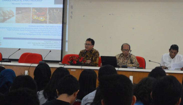 Aksesi Indonesia ke TPP Harus Mempertimbangkan Kepentingan Nasional
