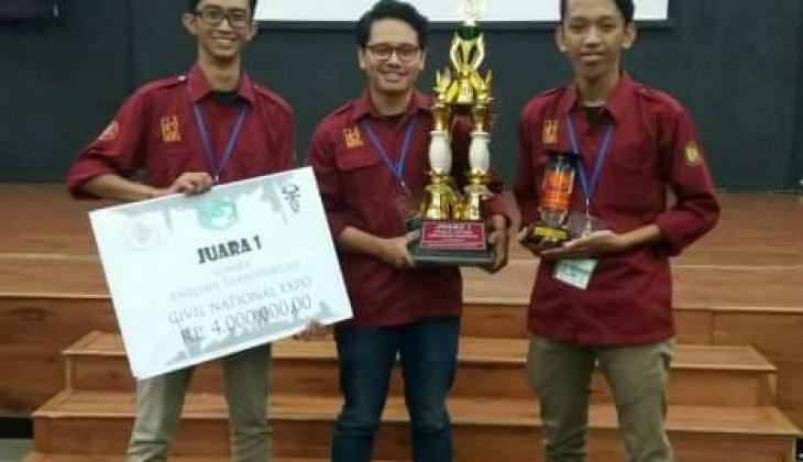 Mahasiswa Teknik Menang Lomba Analisis Potensi Kereta Api Cepat Jakarta-Bandung