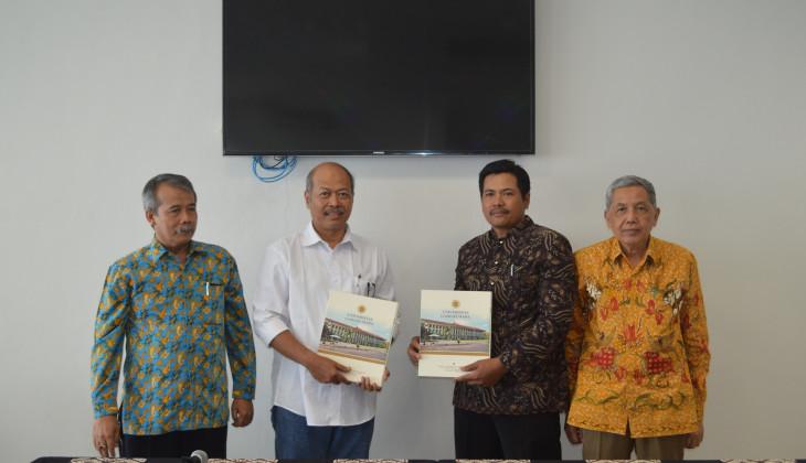 Fakultas Geografi UGM - Desa Bugisan Jalin Kerjasama