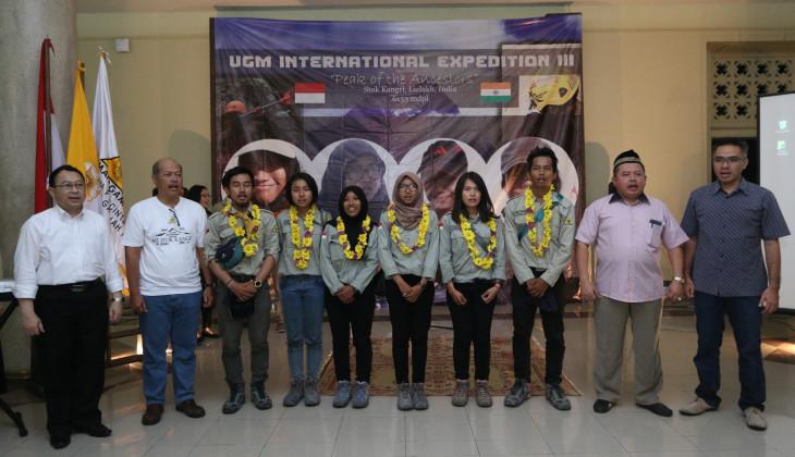UGM Menyambut Srikandi Himalaya