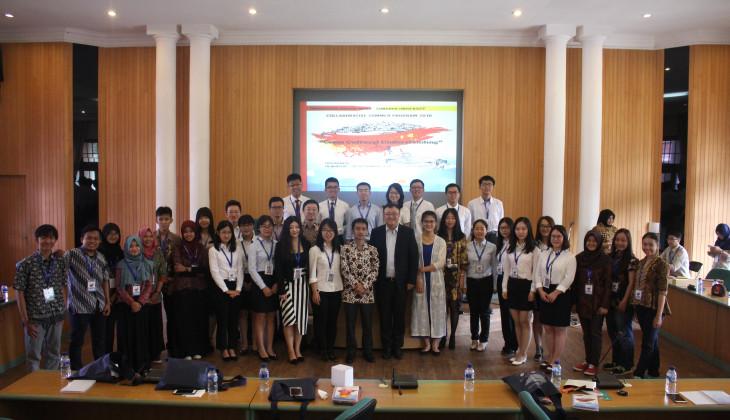 UGM dan Tsinghua University Mengadakan Collaborative Summer Program