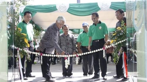 UGM Resmikan Plaza Agro Gadjah Mada