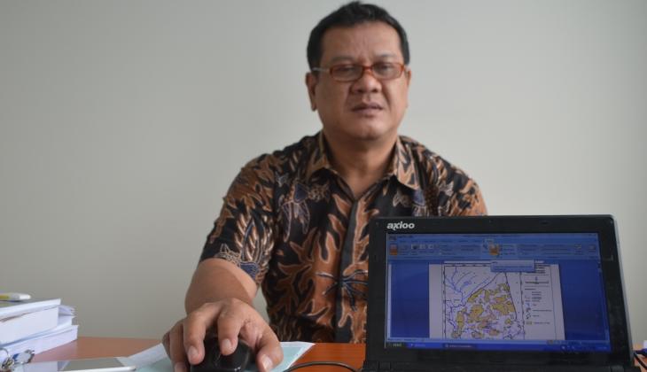 50 Persen Wilayah Yogyakarta dan Sleman Krisis Air