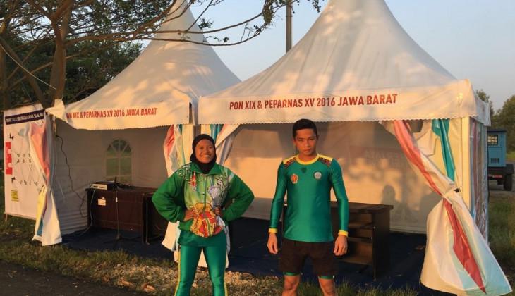 Tiga Mahasiswa UGM Siap Berjuang di PON XIX
