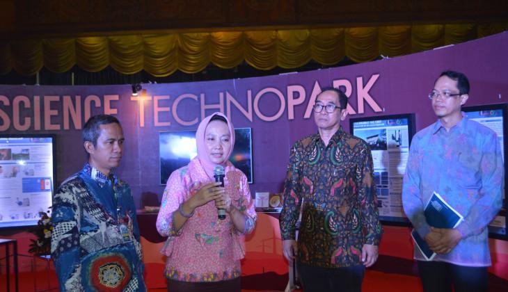 UGM Siap Membangun Science Technopark